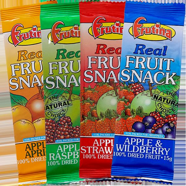 Frutina Snack Bars