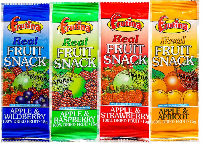Frutina Bars